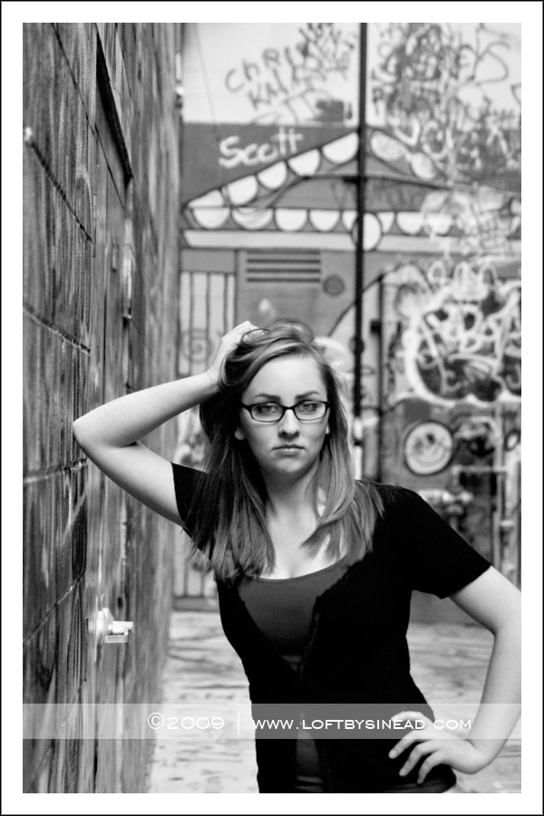 Michigan Senior Portraits