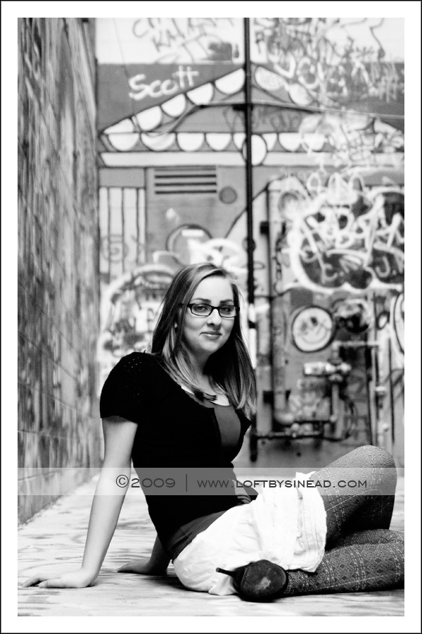 Best Ann Arbor Senior Portraits